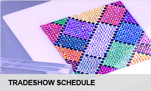 Get the latest tradeshow schedule